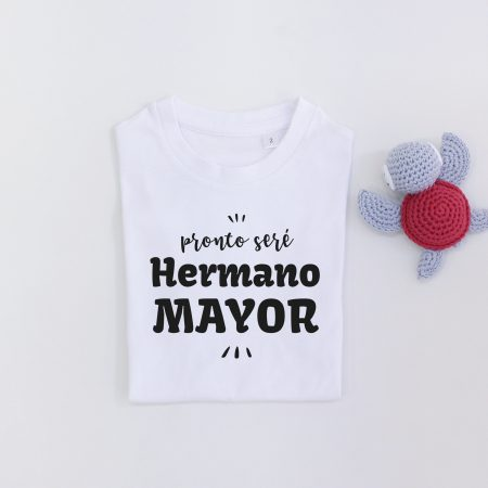 camiseta hermano mayor